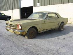 1966 Ford Mustang  - Yellow - Image 2