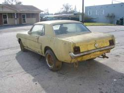 1966 Ford Mustang  - Yellow - Image 3