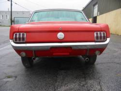 1966 Ford Mustang 289 - Red - Image 5