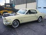 1966 Ford Mustang 289 - Springtime Yellow - Image 2