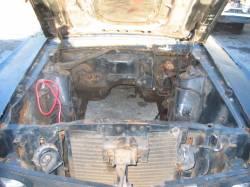 1969 Ford Mustang 351 Windsor - Black - Image 3