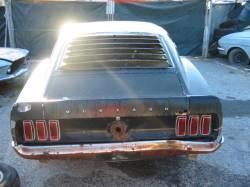 1969 Ford Mustang 351 Windsor - Black - Image 5