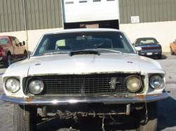 1969 Ford Mustang 302 missing - White - Image 3