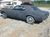 1969 Ford Mustang 6 cyl - Gray