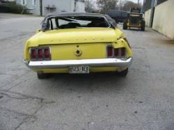 1970 Ford Mustang 302-4V - Yellow - Image 2