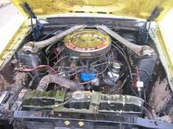 1970 Ford Mustang 302-4V - Yellow - Image 4