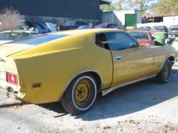 1971 Ford Mustang 351C - Mustard