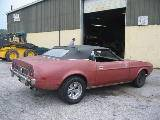1973 Ford Mustang 351C - Red