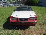 1984 Ford Mustang 5.0 - White - Image 5