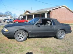1979-1986 - Parts Cars - 1985 Ford Mustang 5.0 HO - Gray