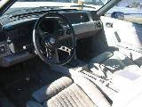 1985 Ford Mustang 5.0 HO - Gray