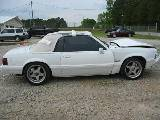 1985 Ford Mustang 5.0 HO - White