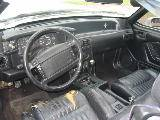 1985 Ford Mustang 5.0 HO - White - Image 3
