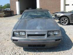 1985 Ford Mustang 5.0 - Gray