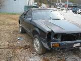 1986 Ford Mustang - Black - Image 2