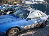1986 Ford Mustang 5.0 HO - Blue - Image 3