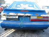 1986 Ford Mustang 5.0 HO - Blue - Image 4