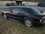 1987 Ford Mustang 5.0L HO T-5 - Black - Image 3