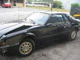 Parts Cars - 1986 Ford Mustang 5.0 HO - Black