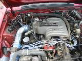 1987 Ford Mustang 5.0 HO T-5 - Red - Image 5