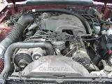 1987 Ford Mustang 5.0 HO AOD - Burgundy - Image 4