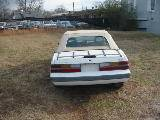 1986 Ford Mustang 5.0 - White - Image 2