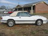 1986 Ford Mustang 5.0 - White - Image 3