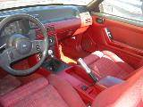1987 Ford Mustang 5.0 HO 5-Speed - Red - Image 3