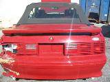 1987 Ford Mustang 5.0 HO 5-Speed - Red - Image 5