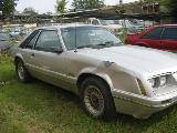 1986 Ford Mustang 5.0 - Silver - Image 2