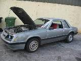 1986 Ford Mustang 5.0 5-Speed - Silver - Image 2