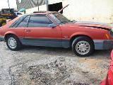 1986 Ford Mustang 5.0 T-5 - Orange - Image 2