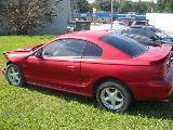 1994 Ford Mustang 5.0 HO Automatic - Red - Image 2