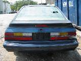 1986 Ford Mustang 5.0 HO T-5 Five Speed - Blue - Image 5