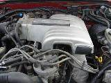 1987 Ford Mustang 5.0 AOD Automatic - Red - Image 4