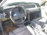 1987 Ford Mustang 5.0 T-5 Five Speed - Green & Silver - Image 3