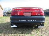 1994 Ford Mustang 5.0 HO T-5 - Red - Image 2