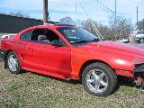 1994 Ford Mustang 5.0 HO T-5 - Red - Image 4