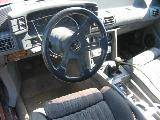 1987 Ford Mustang 5.0 HO T-5 Five Speed - Maroon - Image 2