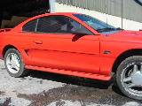 1994 Ford Mustang 5.0 HO T-45 - Red - Image 2