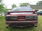 1988 Ford Mustang 5.0 Automatic - Red - Image 3
