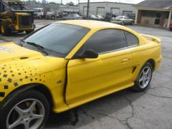 Parts Cars - 1994 Ford Mustang 5.0 HO Automatic - Yellow