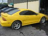 1994 Ford Mustang 5.0 HO Automatic - Yellow - Image 2