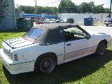 1988 Ford Mustang 5.0 HO Automatic - White - Image 2