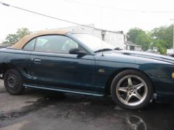 1994 Ford Mustang 5.0 HO T-45 - Green - Image 1