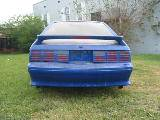 1988 Ford Mustang 5.0 HO Automatic - Blue - Image 2