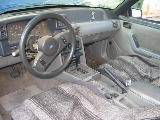 1988 Ford Mustang 5.0 HO Automatic - Blue - Image 4