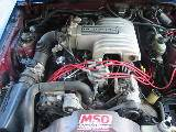 1988 Ford Mustang 5.0 HO Automatic - Blue - Image 5