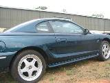 1994 Ford Mustang 5.0 HO Automatic - Green - Image 2