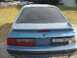 1988 Ford Mustang 5.0 HO T-5 - Blue - Image 3